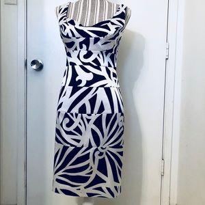 White House Black Market sleeveless dress size 4